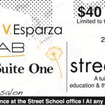 Street School Tulsa Fundraiser Raw Elements Salon